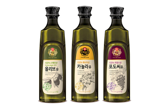 Beksul Cooking Oil