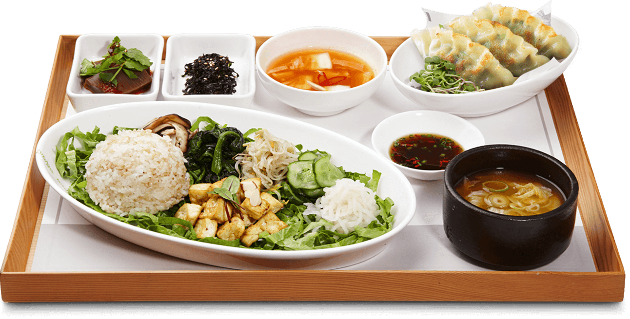 Pride of Korean Food
