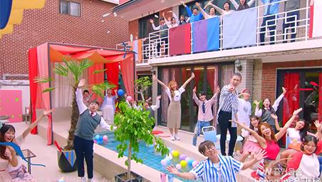 Contend Trend Leader, tvN 2015 tvN 10th anniversary manifesto ID 150120 EP.1