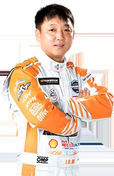 Driver Jae-Hyeon Kim