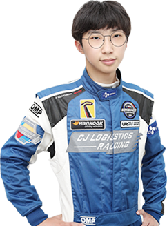 Driver Kang Jin-Seong