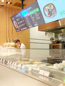 Enjoy a Tasty Meal in a Big Bowl at the Bibigo Restaurant