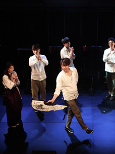 Reading Performance of the Musical Fan Held at CJ Azit Daehakro