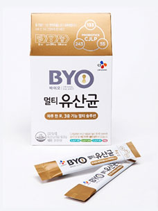 CJ CheilJedang releases BYO Multi-Probiotic Powder, a new Kimchi probiotic series