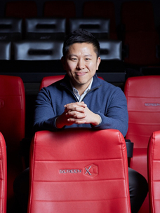 'ScreenX' is a new innovation and driving force for the movie industry!