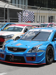 Sponsored by CJ Logistics, 'CJ Logistics SuperRace Championship 2019' opens on Apr. 27th