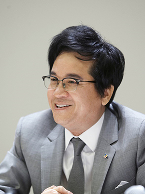 CJ Chairman Jay-hyun Lee