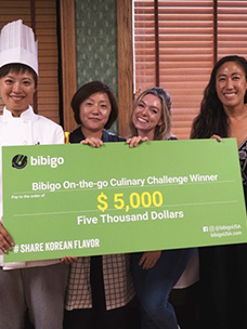 CJ CheilJedang Held the bibigo Chef Challenge Cook-off for the U.S.'s Budding Chefs