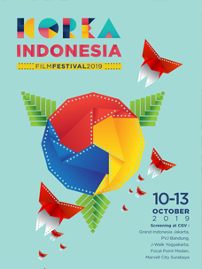 ''10th Korea Indonesia Film Festival' poster