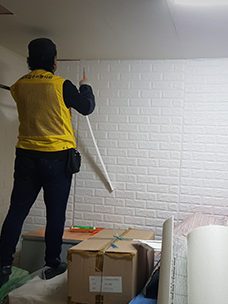 CJ Logistics helps repair houses for 17 households in Gwangju, Gyeonggi-do