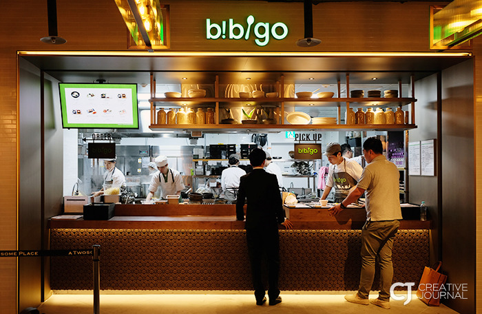 People around the world can enjoy Korean foods easily in Bibigo