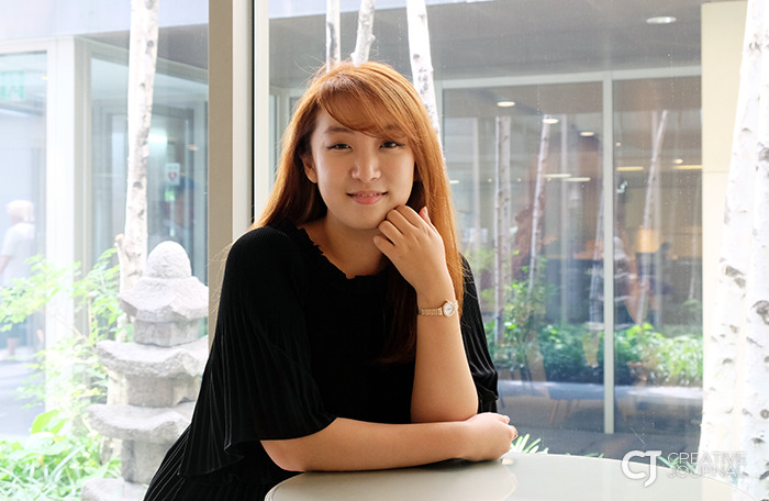 Hello, I'm Choi Ka-Hee, a student mentor at CJ Donors Camp's Dream Building Creativity School