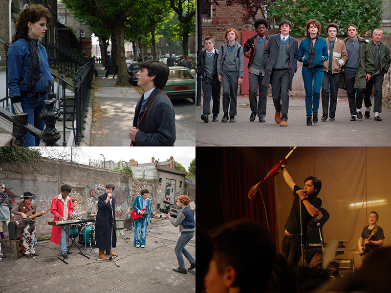 The story of Sing Street is one of young dreams, love, and youth