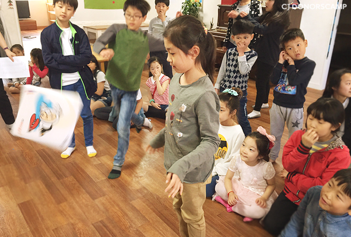 let's see a fun party performed at a local childcare center in Nowon-gu