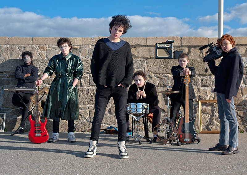 The story of Sing street is one of young dreams love and youth