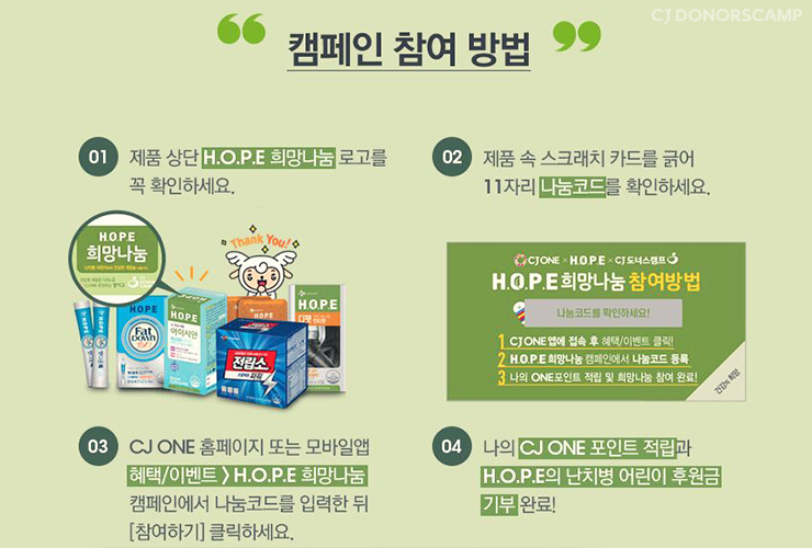 How to Join Campaign