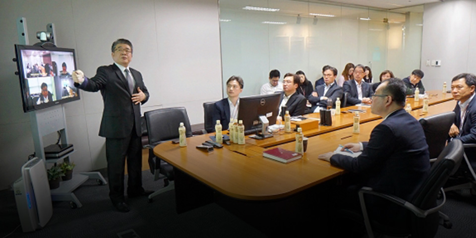 Special Compliance Lecture to Its Executives