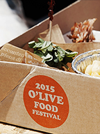 Global K-Food chef Kim Sohyi & Olive Food Festival