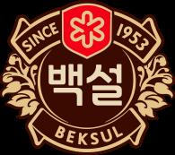 Beksul's new BI using snowflake as motif and keeping natural raw material