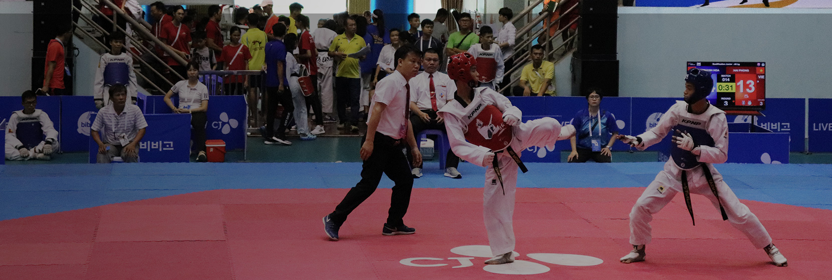 Tennis, Taekwondo