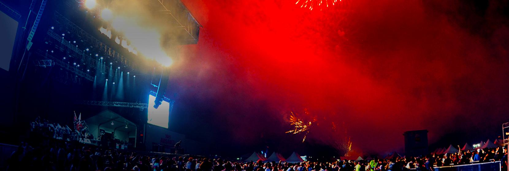 Jisan Valley Rock Music & Arts Festival image
