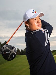 golfers Seong-jae Im