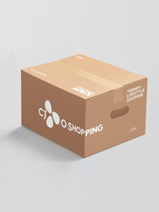 CJ O Shopping expands ESG management as the first user of boxes with hand holes in home shopping
