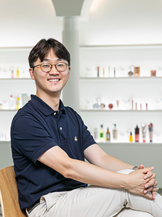 Byungho Kim from CJ Olive Young